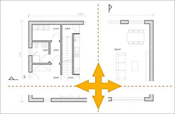 úpravy domu