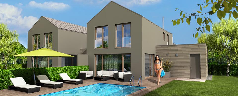 Nový dům v praze