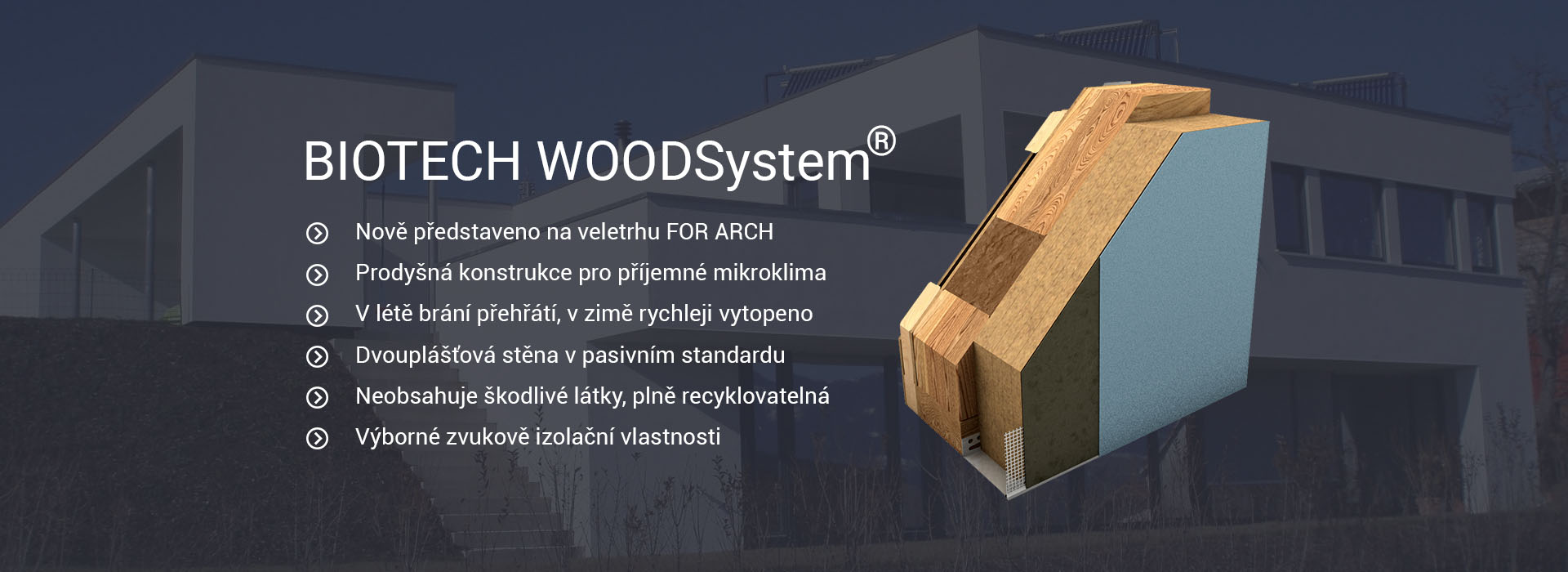 BIOTECH WOODSystem<sup>®</sup>